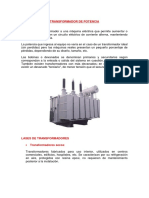 Transformador-De-potencia e Interruptores de Potencia