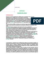 Monografia Del Agua