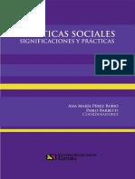 Políticas Sociales Significaciones y Prácticas