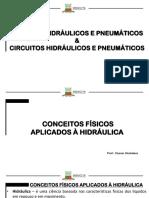 Aula - 1 Conceitos Físicos Aplicados à Hidráulica
