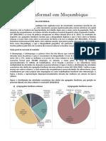 Economia Informal Moçambique