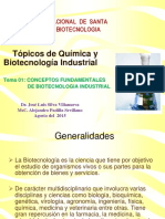 Introduccion Biotec Industrial Chimbote 2015 II