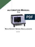 We Automation Manual e