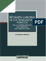 Regimen Laboral de Los Trabajadores Publicos GJ