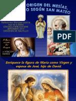 TEMA 3. EL ORIGEN DEL MESÍAS. SN MATEO.pptx