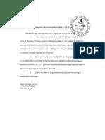 Persily Affidavit