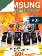 Promo Summer Tour