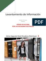 Levantamiento de Información - OECHSLE ATRIOS Chiclayo