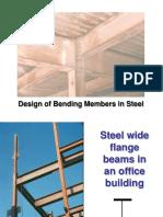 _design of Bending Members