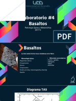 Lab#4, Basaltos