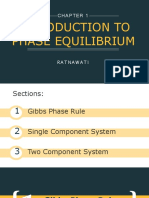 1_introduction to Phase Equilibrium