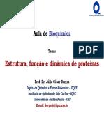 Aula04BioqI_Proteínas