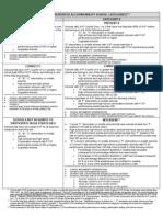 (4) 2010-2011 DA Categories