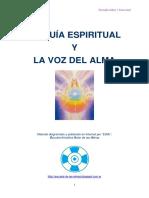 """La Guía Espiritual y La Voz Del Alma. (De """"EISA"""""""