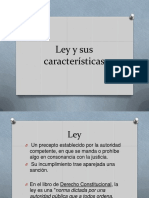 leyysuscaractersticas-140303104644-phpapp01