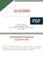 Capacitación Silicosis