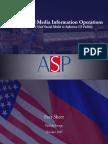 Russian Social Media Information Operations