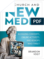 The Church and New Media Sample