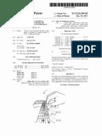 Katana Fretboard Leveling Patent