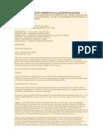 El Fraude Del Acto Jurídico y La Acción Pauliana