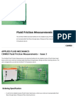 C6MKII _ Fluid Friction Measurements