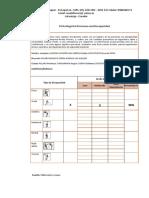 Ficha Registro Personas Con Discapacidad