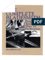 The Complete Bladesmith-Forging Your Way to Perfection-Jim Hriso