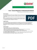 Ford Castrol Magnatec Professional a5 5w30