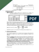 Funciones Matriciales Excel