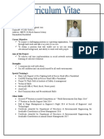 Cv Syed Shahzaib Ali