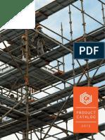 PrescoScaffolding_ProductCatalog_2015