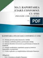 Raportarea Financiară Conformă Cu IFRS