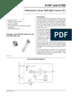 A1302 - Sensor de efeito Hall linear.pdf