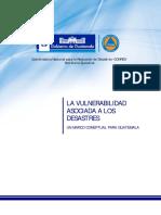 La Vulnerabilidad asociada a los desastres_ Un marco conceptual para Guatemala.pdf