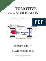 Automotive Transmission - Copy