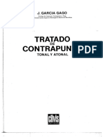 Tratado de Contrapunto García Gago