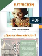 Desnutricion Clase