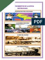 ACONTECIMIENTOS EN LA EPOCA REPUBLICANA 222222222.docx