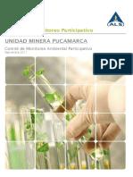 Informe de Monitoreo Participativo Pucamarca - Septiembre 2017