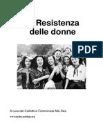 Dossier Resistenza e 25 Aprile