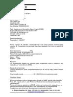 Goremar - Proposta Locação Compactador DMAE
