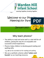 1st Phonics Meeting for Parents.ppt Amended 1
