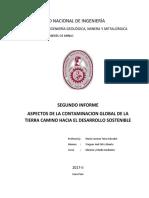 2do Informe Mineria y MA