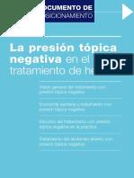 La PTN en El Tratamiento de Heridas - Documento de Consenso