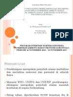 Laporan Mini Project PPT