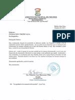 Ayuntamiento de Miches - Reconocimiento a Fundación Tropicalia por sus aportes Huracán María