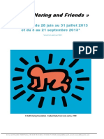 Keith Haring and Friends - Dossier de Presse