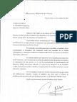 La renuncia de la fiscal general de Argentina