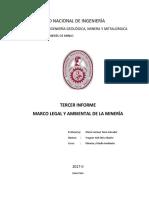 3er Informe Mineria y MA