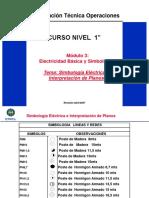 Simbología Eléctrica e Interp. de Planos